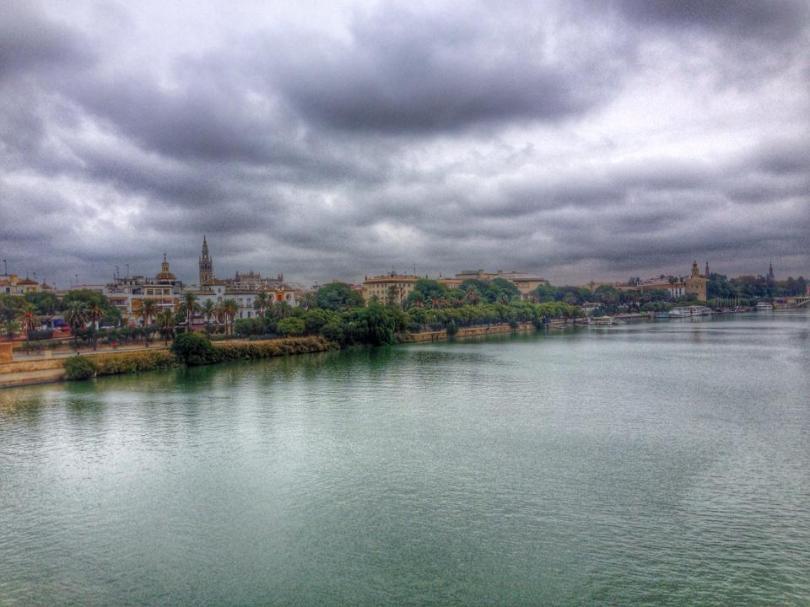 Sevilla from Triana