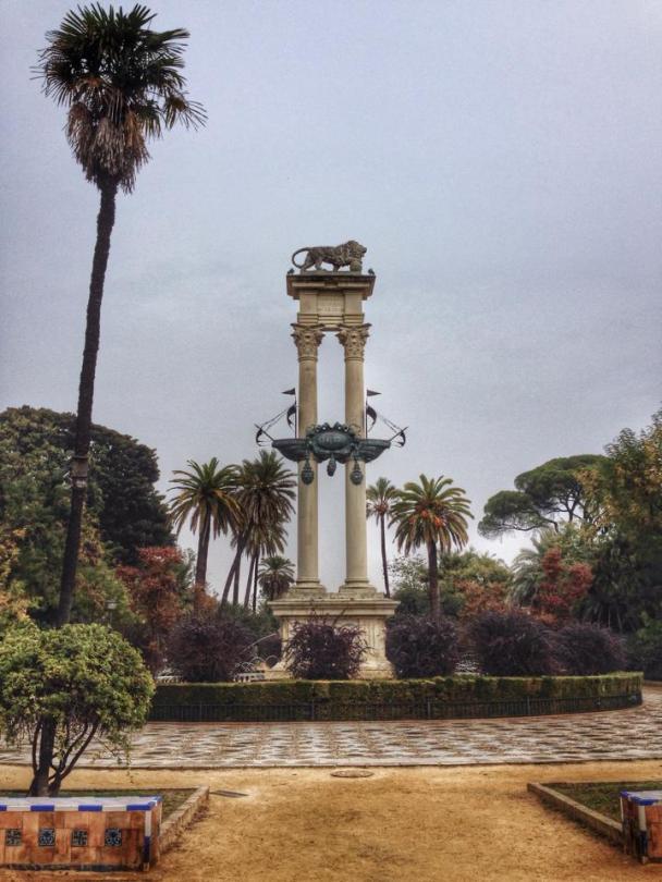 Sevilla's gardens