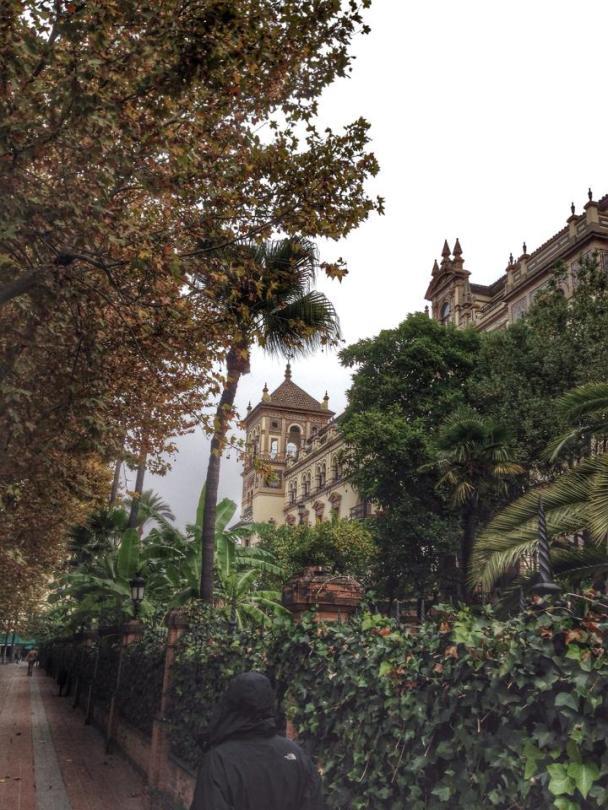 Sevilla's buildings
