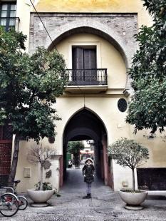 Arabic Sevilla