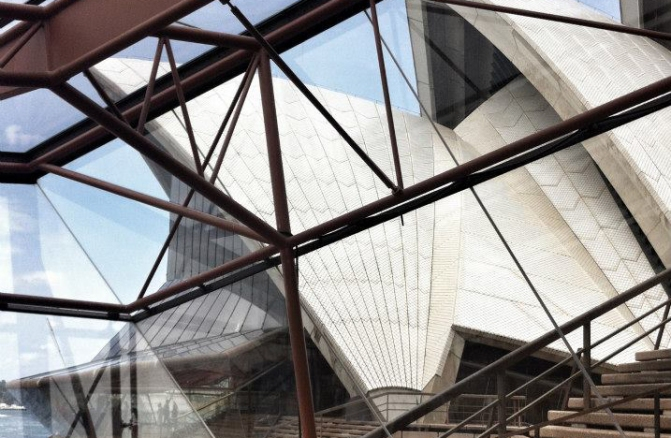 Inside the Opera House, Sydney