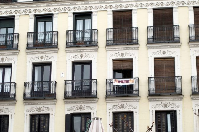 "Discovering Madrid: our suburb ""el de las letras"""