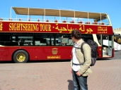 too touristy