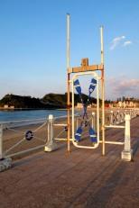 Ribadesella seaside, Asturias