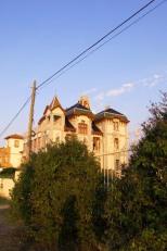 Indianos houses, Ribadesella
