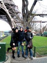 Paris oh la la
