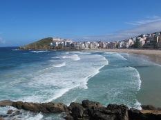 Malpica Beach, Galicia