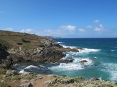 The Atlantic Ocean from Costa da Morte, Galicia