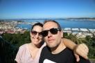 Vistas desde Castelo do Castro (Vigo)