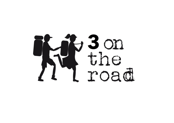 El comienzo de 3 on the road